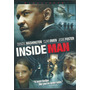 El Plan Perfecto Denzel Washington Dvd Importado Usa Zona 1
