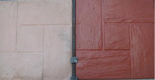 Baldosas rusticas 1 calidad vereda pisos patios for Precios de baldosas rusticas