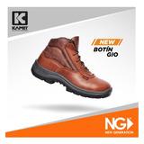Calzado De Seguridad Kamet Botin Gio Económico P. Acero