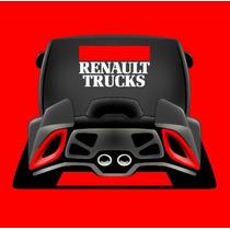 Renault Trucks - Todos Los Repuestos, Un Solo Lugar