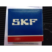Maza Trasera Fiat, Con Ruleman Original Skf