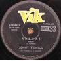 Johny Tedesco - Sabras / Desquite - Simple 1964