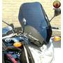 Parabrisas Motos Xj 6 N Yamaha Cupula Agarres Nylon Xj6n