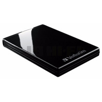 Disco Rigido Externo Verbatim Acclaim 320gb Ultra Slim
