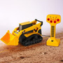 Big Builder Skid Steer A Control Remoto - Cat 36620 - Tuni