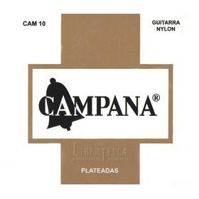 Cuerdas Campana Cristal Para Guitarra Criolla/clasica