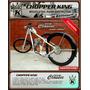 Bicimoto Chopper King Texas Classic Version Custom.