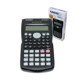 Calculadora Cientifica Con Tapa Kd-350ms 240 Funciones