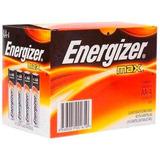 Energizer Pila Aa Alcalina Caja 10 Packs X 4 $ 649