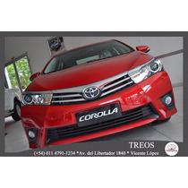 Toyota New Corolla 1.8 Cvt Xli 0km 2016