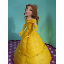 Princesas De Disney En Porcelana Fria