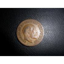 Moneda Inglaterra 1911 Eduardus Vii