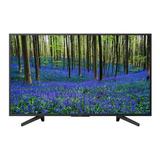 Smart Tv Sony 4k 49  Kd-49x725f