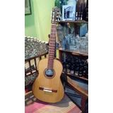 Antigua Guitarra De Concierto 1975 Luthier Antonio Bermudez