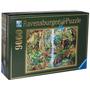 Rompecabezas Ravensburger 9000 Piezas Jungle Impressions