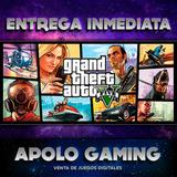 Grand Theft Auto V | Gta 5 | Steam | Original | Digital | Pc