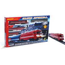 Mehano Eurospecial Train Set Ho