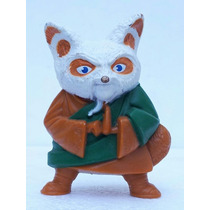 Kung Fu Panda Maestro Shifu Coleccion Mc Donalds