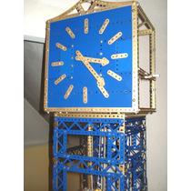 Meccano Reloj A Péndulo