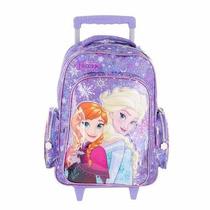 Mochila Carro Disney Frozen 18 Pulgadas - Mundo Team