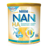 Leche De Fórmula En Polvo Nestlé Nan Ha En Lata De 400g