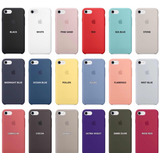 Fundas Silicona Para Iphone 6-6s+-7-7+8-8+ X-xs.