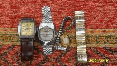 83742965df85 Relojes Dama Cab Y Maya Pulsera Elástica