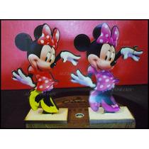 20 Souvenirs Minnie Mouse + Central Regalo |varios Modelos|