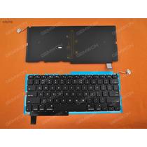 Teclado Macbook Pro A1286 15 Con Backlight En Ingles Nuevo