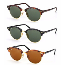 Ray Ban Clubround Rb4246 Originales Made In Italy