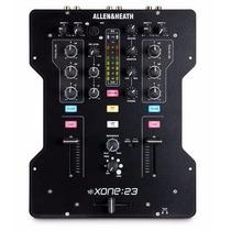 Mixer Allen & Heath Xone 23 Dj Consola 4 Entradas Pionner