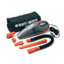 Aspiradora Auto 12v Black Decker 5 Accesorios Av1500