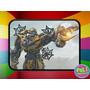 Cartuchera 2 Pisos Personalizada Transformers Bumblebee