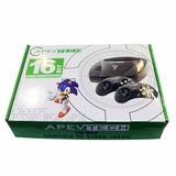 Consola Sega Apevtech Completa + 109 Juegos - Envío Gratis!