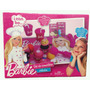 Barbie Quiero Ser Set De Comiditas Helados Con Abrojo