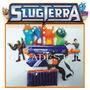 Pistola + Kit Bajoterra Slugterra10 Dardos 4babosas