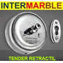 Tender Extensible Retractil 1 Linea 2.20 Cm Acero Inoxidable