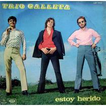 Rock Nacional-trio Galleta--vinilo Lp Excelente