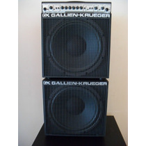 Gallien Krueger Mb 150e-ext 112 Mbx-footswitch Gk Rf2-funda
