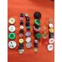 Lote De 500 Botones Antiguos!! Variedad D Modelos Y Colores
