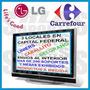 Soporte Especial Para Tv Lg 42 Plasma Carrefour Oferta 2009