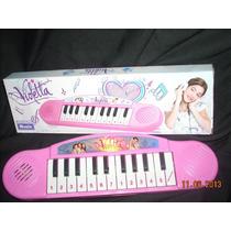 Pianito Violetta, Piano Infantil Violeta, Musical Disney