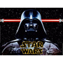 Kit Imprimible Candy Bar Star Wars Darth Vader Golosinas