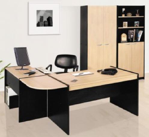 Puesto de trabajo platinum escritorio esquinero mesa for Escritorio puesto de trabajo