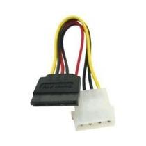 Cable Sata De Alimentacion Power - Para Discos Rigidos Y Mas