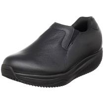 Zapatos Skechers Shape-ups !!! De Cuero Y Sin Cordones !!!