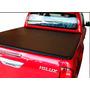 Lona Estruc Aluminio Cobertor Toyota Hilux 2016 Cab Doble