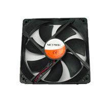 Netmak Fan Cooler Para Gabinete - Nm-8025 - 80 X 25 / Black