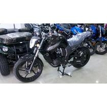 Yamaha Fz 16 N 2014 Motolandia Libertador 4792-7673