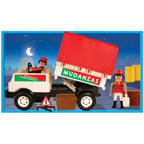 Playmobil Camion De Mudanza